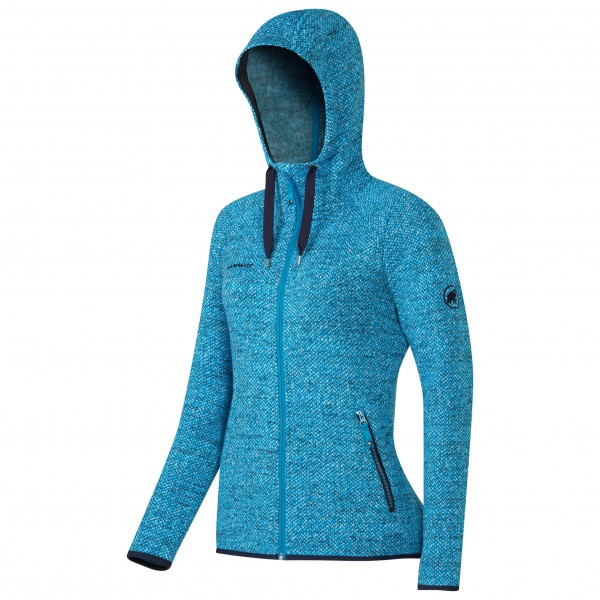 Mammut - Women's Kira Tour ML Hooded Jacket - Fleecejacke