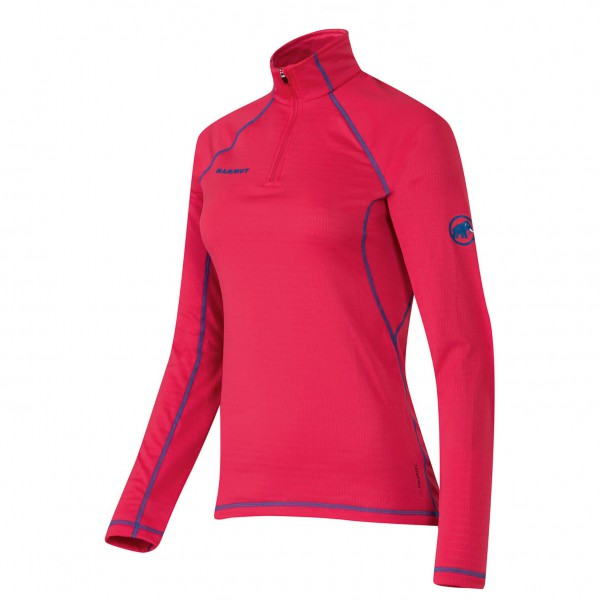 Mammut - Women's Illiniza Zip Pull - Fleece jacket