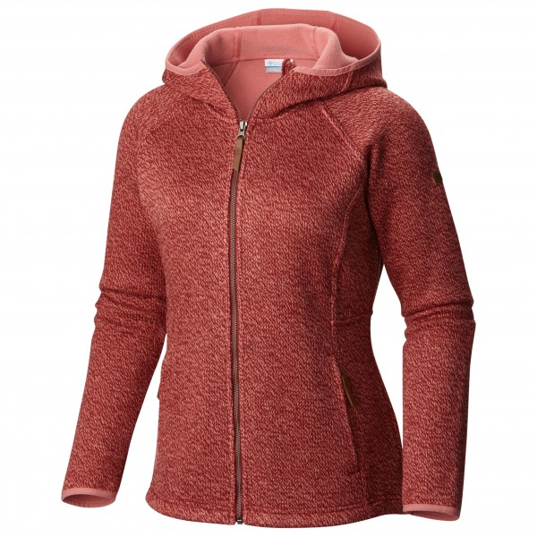 Columbia - Women's Canyons Bend Fz Hoodie - Fleece jacket
