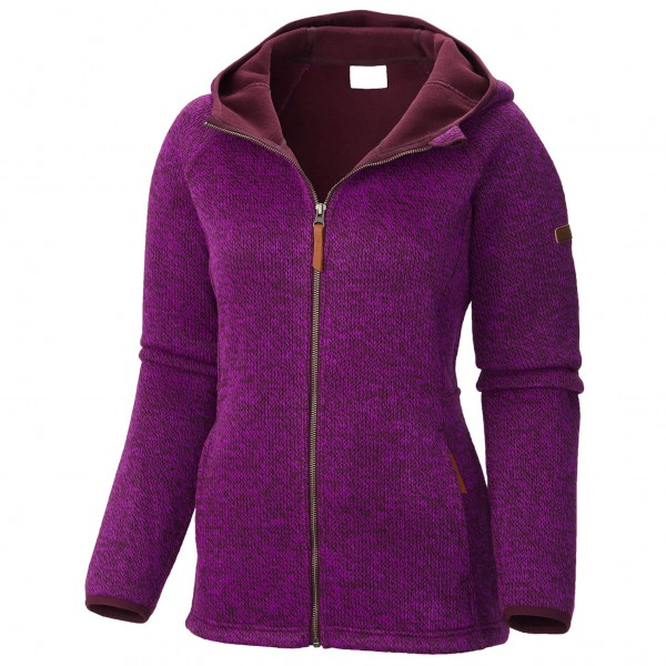 Columbia - Women's Canyons Bend Fz Hoodie - Fleecejack