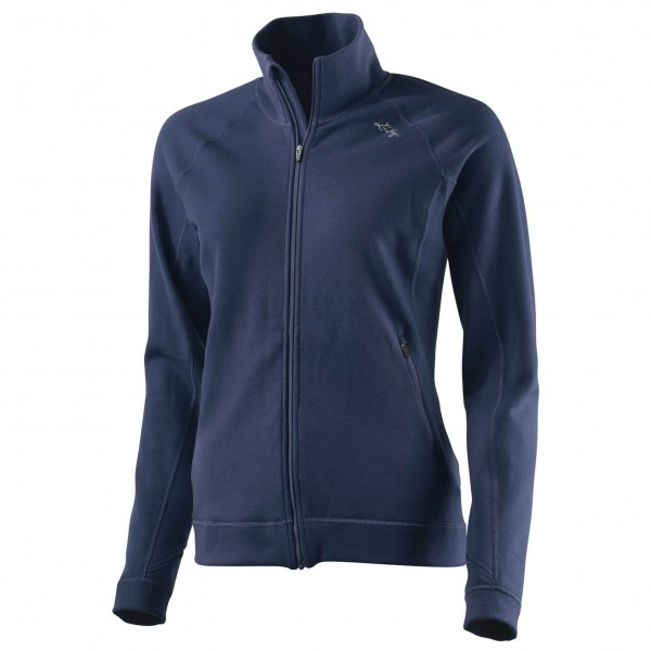 Lundhags - Women's Merino Full Zip - Merino sweater