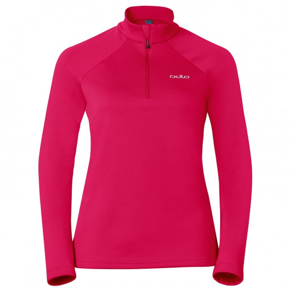 Odlo - Women's Snowbird Midlayer 1/2 Zip - Fleece pullover