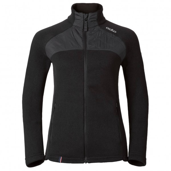 Odlo - Women's Lucma Midlayer Full Zip - Veste de running