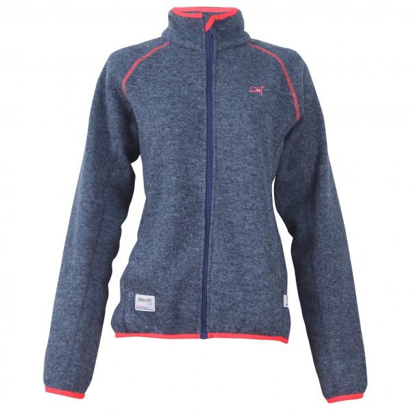 2117 of Sweden - Women's Knitted Fleece Jacket Torup