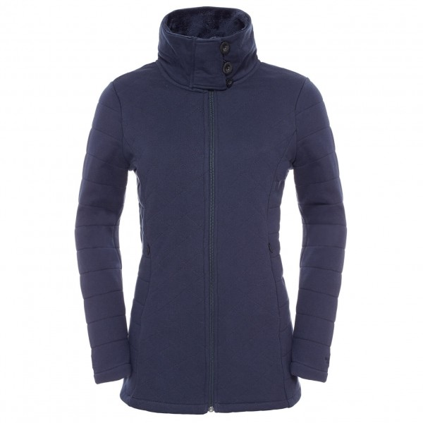 The North Face - Women's Caroluna Jacket - Fleecetakki