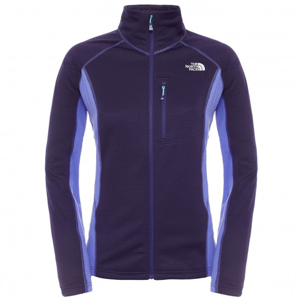 The North Face - Women's Super Flux Jacket - Fleecetakki