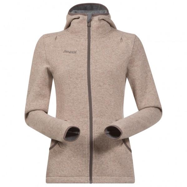 Bergans - Women's Klokkelyng Jacket - Wolljacke