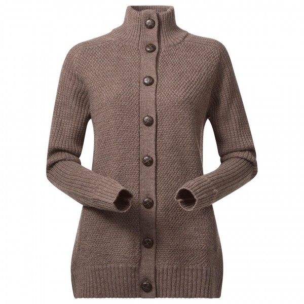 Bergans - Women's Ulriken Jacket - Merino trui