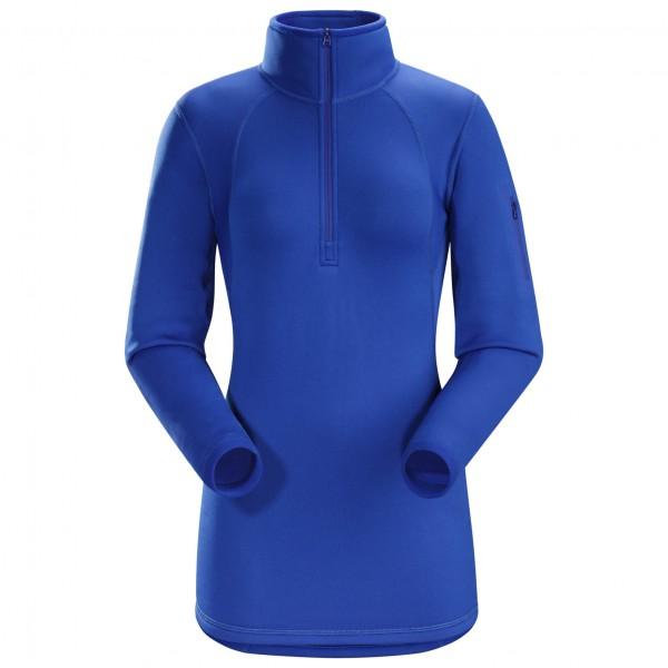 Arc'teryx - Women's Rho Ar Zip Neck - Fleece pullover