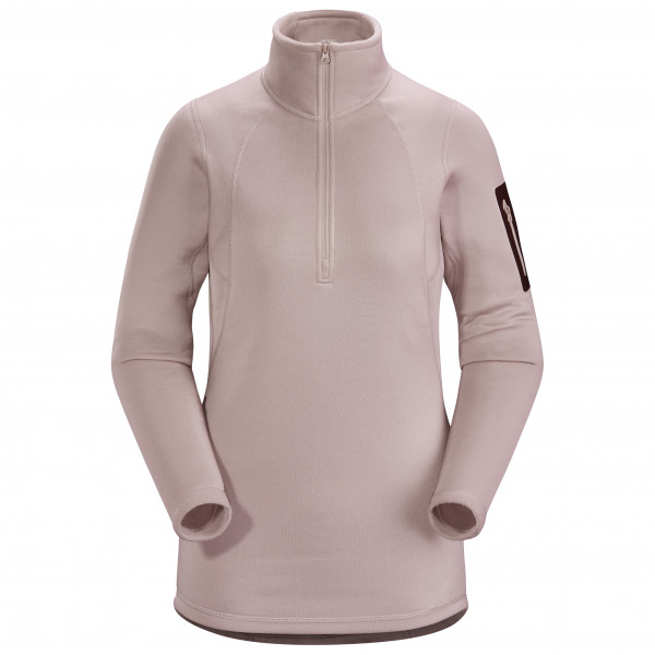 Arc'teryx - Women's Rho Ar Zip Neck - Pull-over polaire
