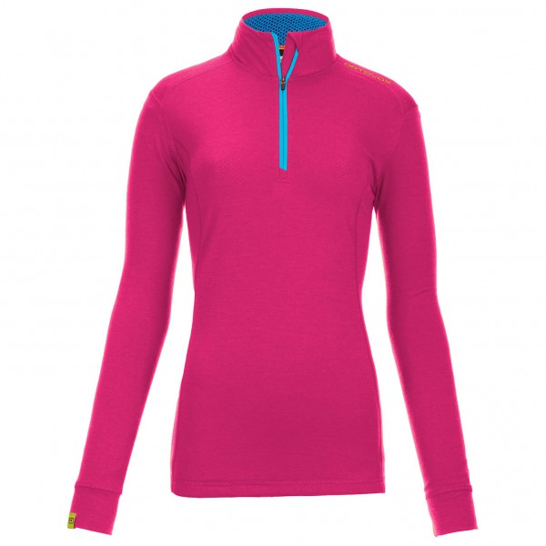 Ortovox - Women's Merino Ultra 260 Net Long Sleeve