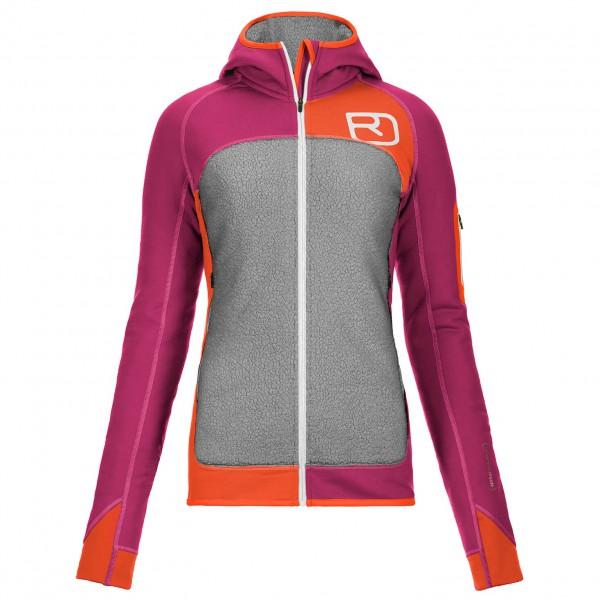 Ortovox - Women's Fleece Plus (Mi) Hoody - Veste en laine