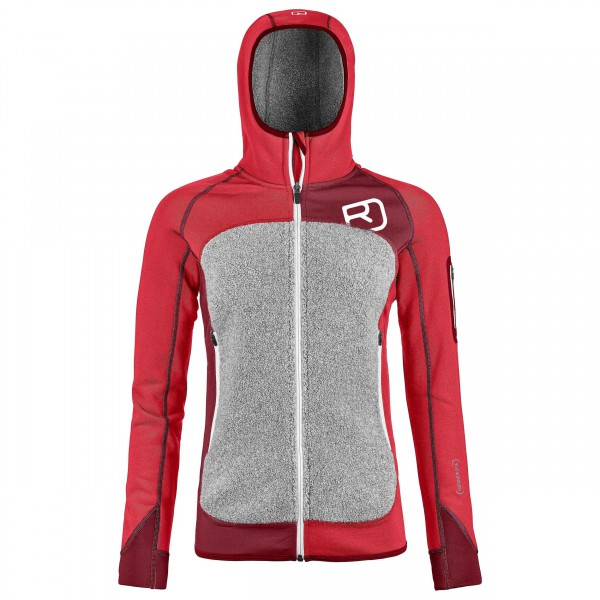 Ortovox - Women's Fleece Plus (Mi) Hoody - Wolljacke
