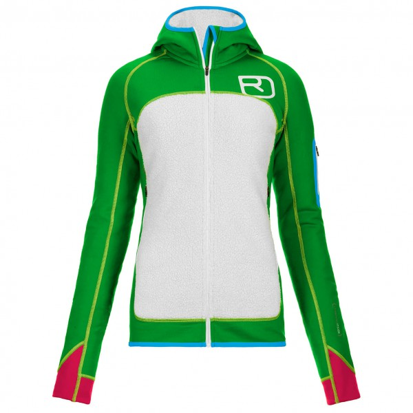 Ortovox - Women's Fleece Plus (Mi) Hoody - Veste en laine