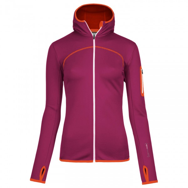 Ortovox - Women's Fleece (Mi) Hoody - Wool jacket