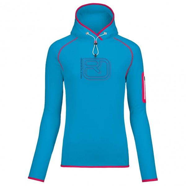 Ortovox - Women's Fleece (Mi) Logo Hoody - Fleecepulloveri