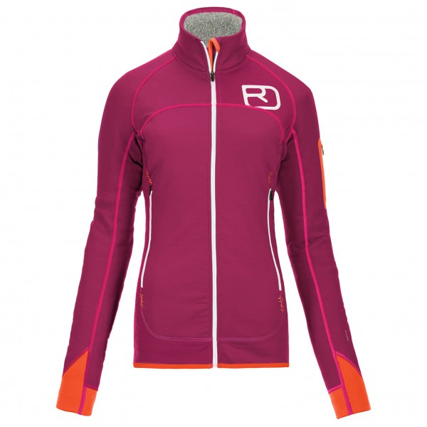 Ortovox - Women's Fleece Plus (Mi) Jacket - Wool jacket
