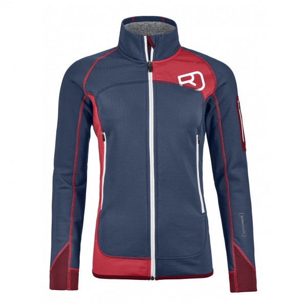Ortovox - Women's Fleece Plus (Mi) Jacket - Wolljacke