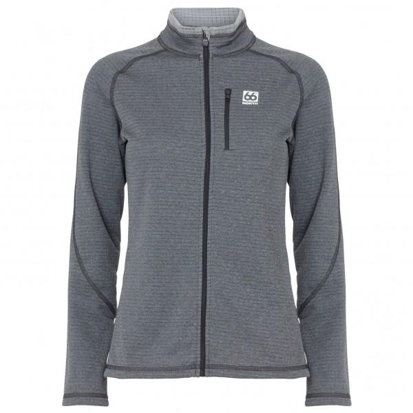 66 North - Women's Grettir Zipped Jacket - Fleecejacke