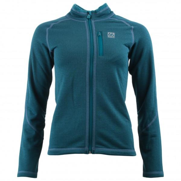 66 North - Women's Grettir Zipped Jacket - Fleecetakki