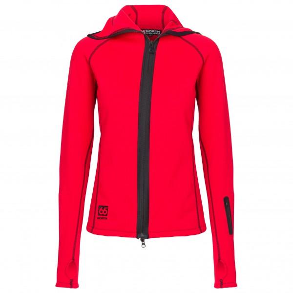 66 North - Women's Vik Wind Pro Jacket - Fleecetakki