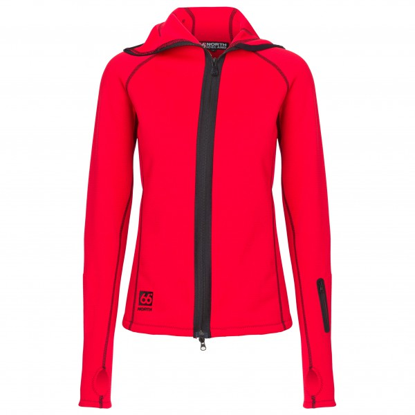 66 North - Women's Vik Wind Pro Jacket - Fleecejack