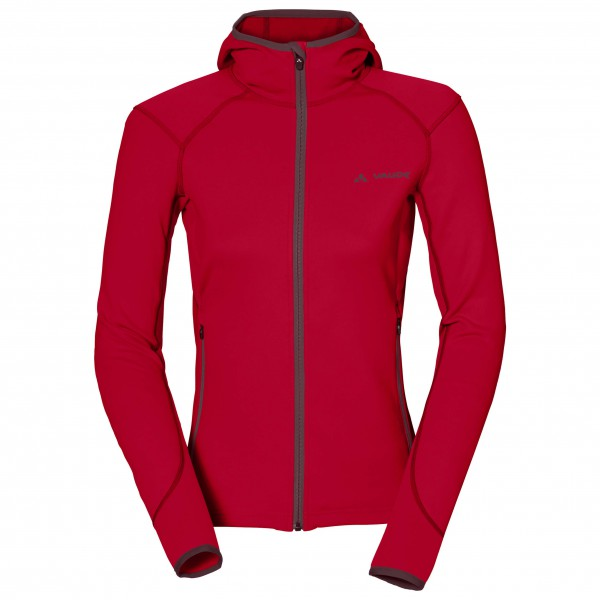 Vaude - Women's Basodino Hooded Jacket II - Fleece jacket