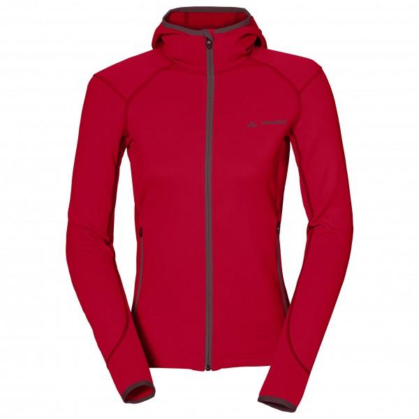 Vaude - Women's Basodino Hooded Jacket II - Fleecetakki
