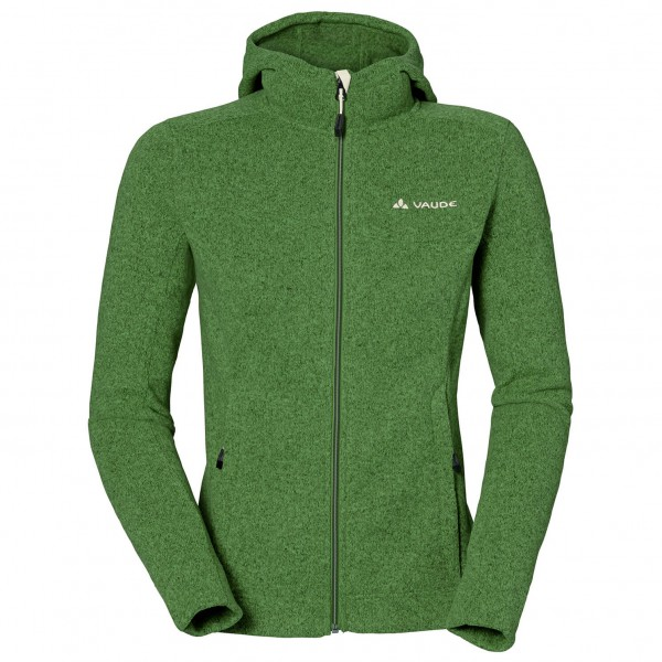 Vaude - Women's Rienza Hooded Jacket - Fleecetakki