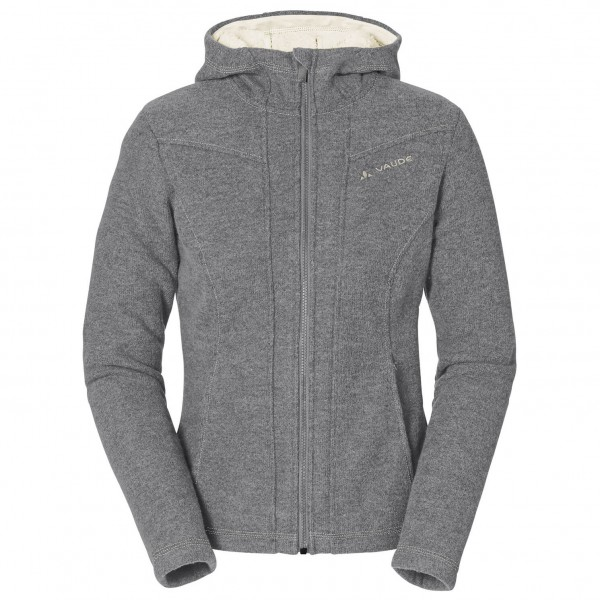 Vaude - Women's Tinshan Hoody Jacket - Wolljacke