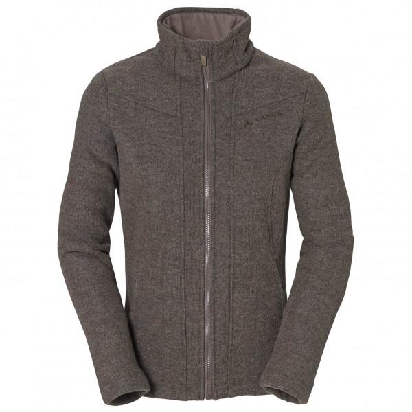 Vaude - Women's Tinshan Jacket - Wool jacket