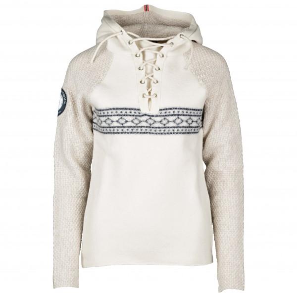 Amundsen - Women's Boiled Hoodie Heritage - Merino jumpers