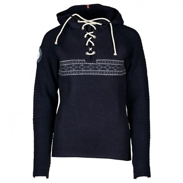 Amundsen - Women's Boiled Hoodie Heritage - Merino sweatere