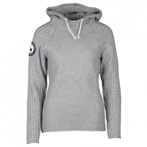 Amundsen - Women's Boiled Hoodie Ribbed - Merino sweater