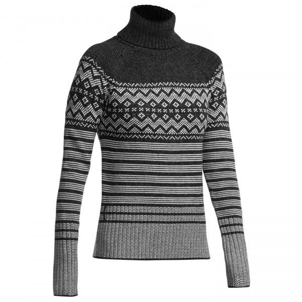 Icebreaker - Women's Aura L/S Turtleneck - Merino sweater
