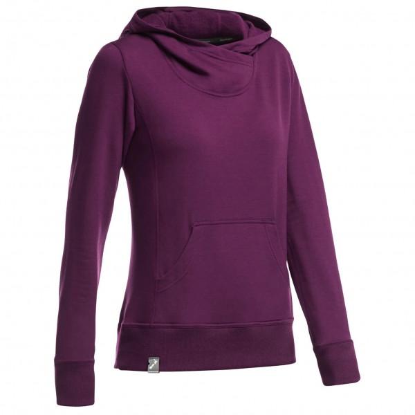 Icebreaker - Women's Cascade L/S Hood - Merino sweater