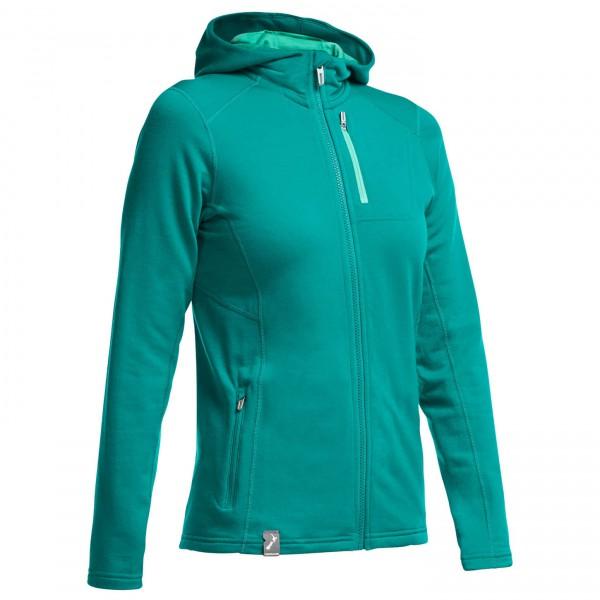 Icebreaker - Women's Cascade L/S Zip Hood - Veste en laine