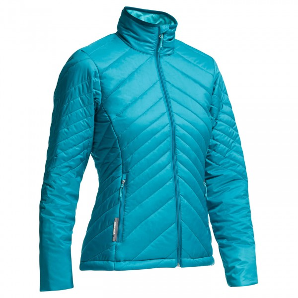 Icebreaker - Women's Stratus L/S Zip - Wool jacket