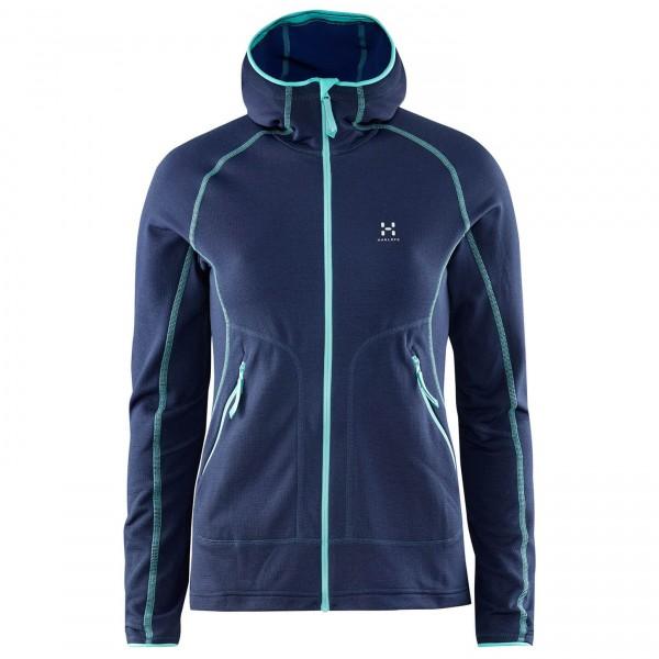 Haglöfs - Women's Tribe Hood - Fleece jacket