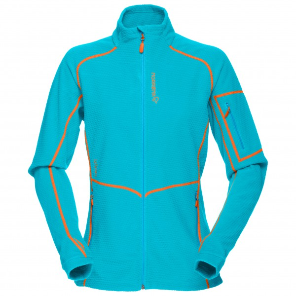 Norrøna - Women's Lofoten Warm1 Jacket - Fleece jacket
