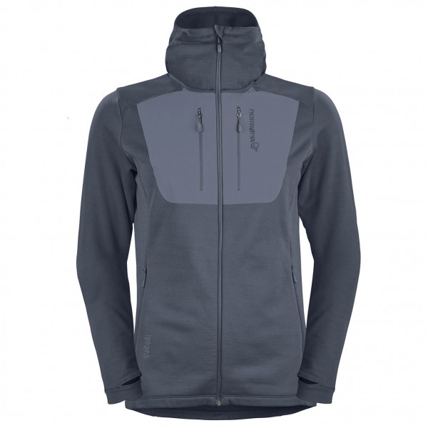 Norrøna - Women's Lyngen Powerstretch Pro Hoodie - Fleece jacket