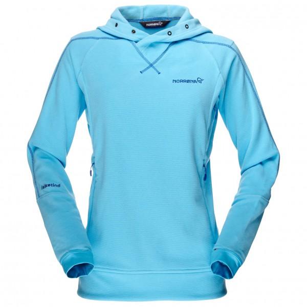 Norrøna - Women's Falketind Warm1 Hoodie - Fleece pullover