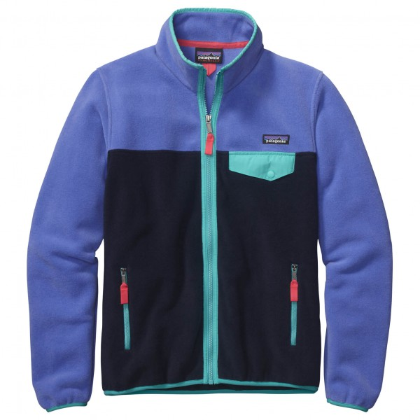 Patagonia - Women's Full-Zip Snap-T Fleece Jacket