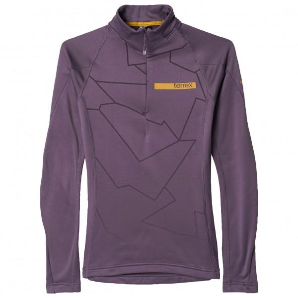 Adidas - Women's TX Icesky Longsleeve - Fleece pullover