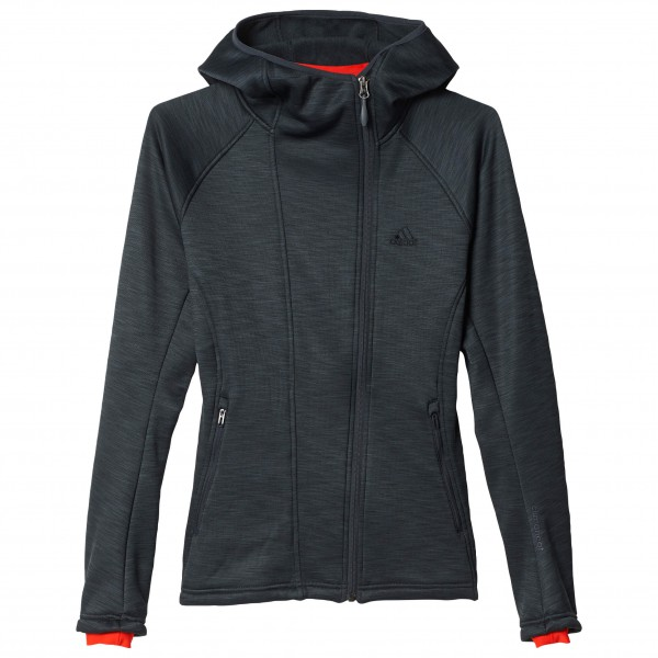 Adidas - Women's Climaheat Fleece Hoody - Fleecetakki