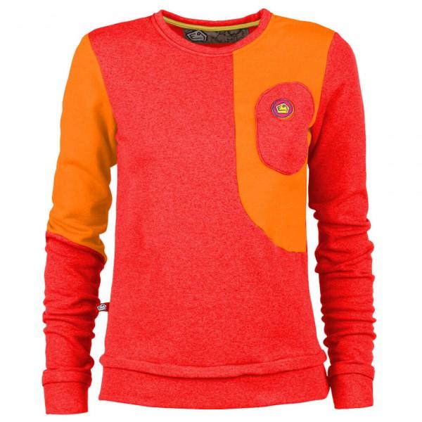 E9 - Women's Suba - Fleece pullover