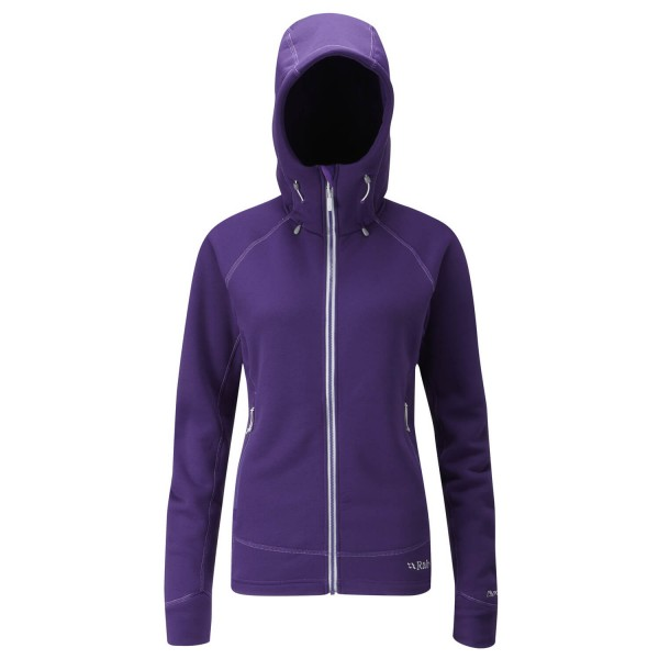 RAB - Women's Power Stretch Pro Hoodie - Fleecetakki