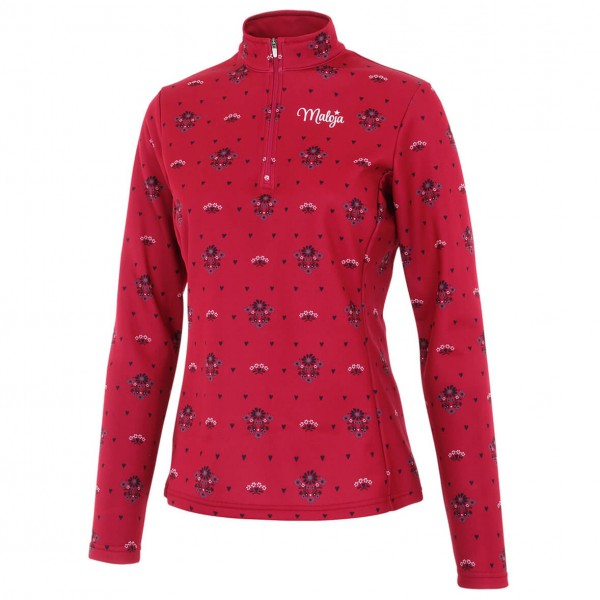 Maloja - Women's CraistaM.Shirt - Fleecetrui