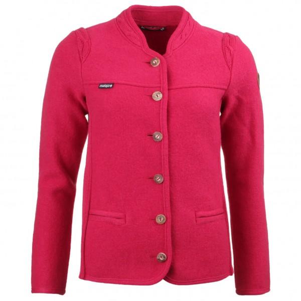 Maloja - Women's LiliumM. Snow - Wool jacket