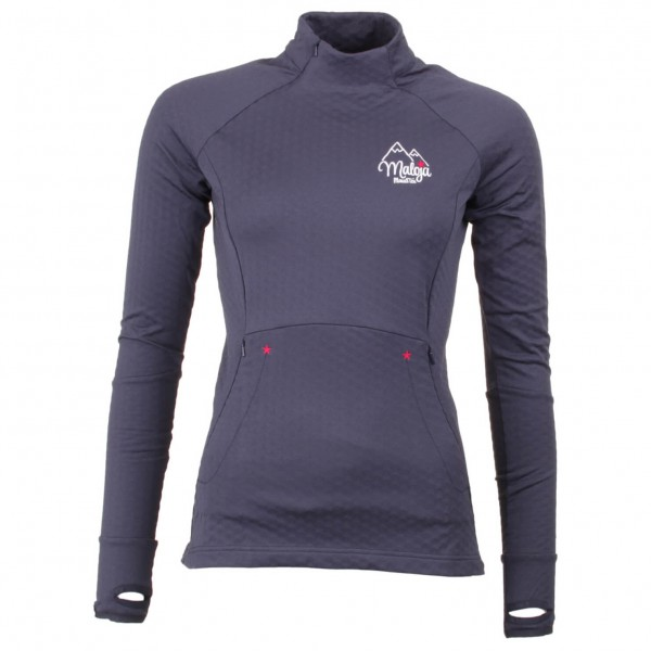 Maloja - Women's RoesaM.Shirt - Fleecepullover